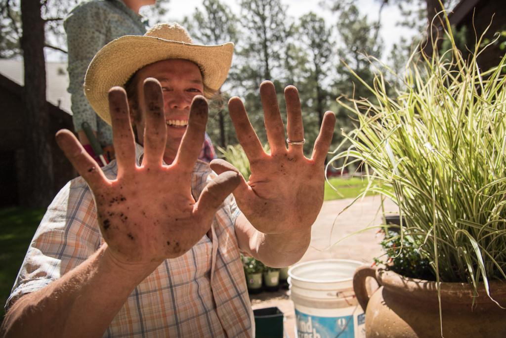 Foxglove Gardening Flagstaff Who we are Jason